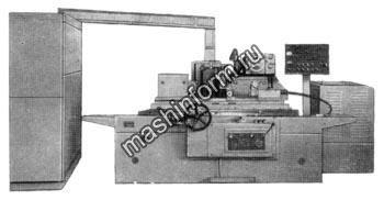 Круглошлифовальный станок 3М151: технические характеристики, паспорт