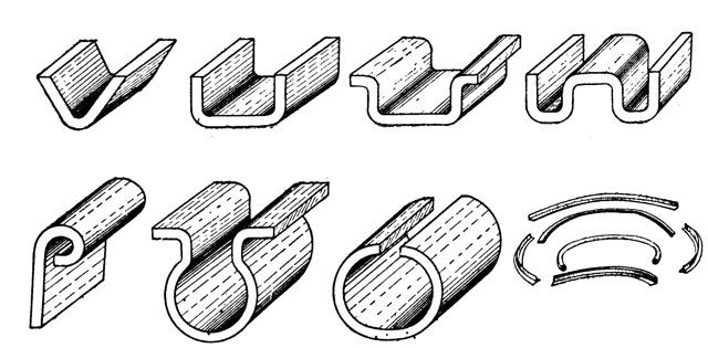 Вальцовочные станки для гибки листового металла: видео, чертежи, ГОСТ