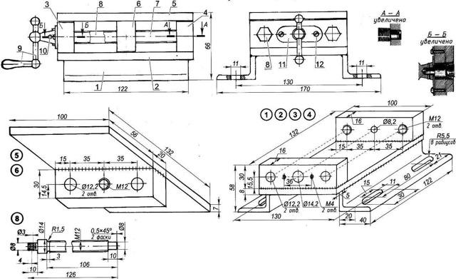 Нарезка шлицов: методы, выбор оборудования и инструмента