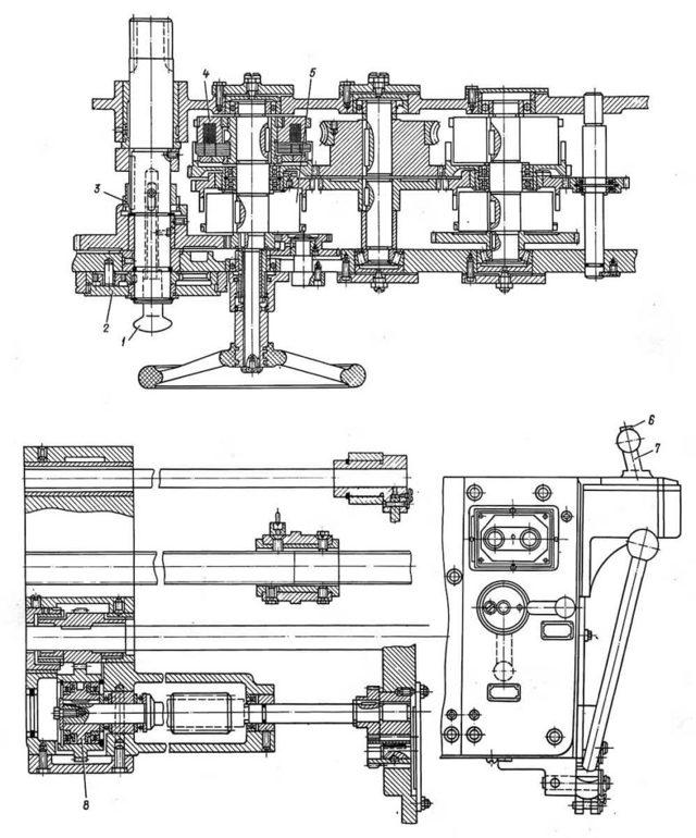 Токарно-винторезный станок 1М63Н: устройство, технические характеристики