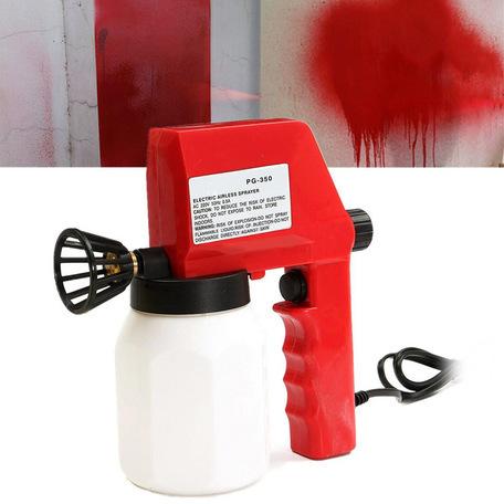 Краскопульт электрический: какой лучше выбрать для покраски