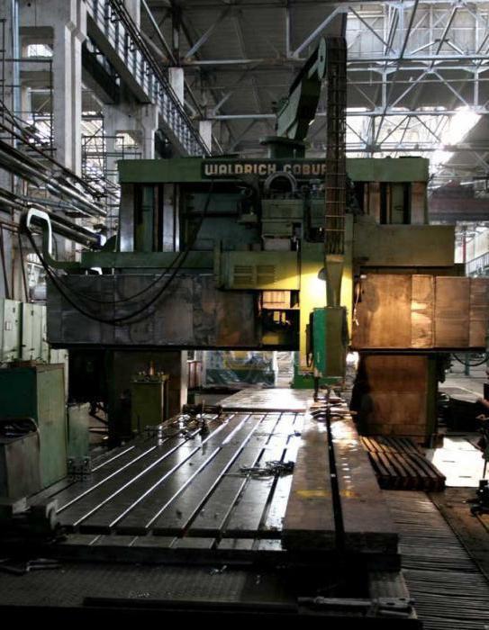 Алмазно-расточные станки: принцип работы и виды