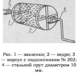 Корморезка своими руками: как сделать самодельную корморезку