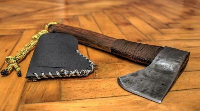 Как сделать топор: боевой, таежный, для дома, для охоты