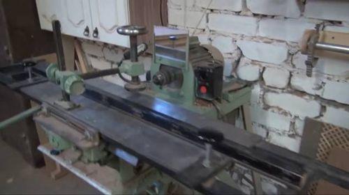 Долбежные станки по металлу: самодельная модель, принцип работы, видео