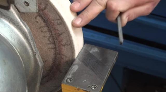 Правильные углы заточки сверла по металлу