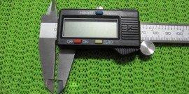 Штангенциркуль электронный цифровой: выбор, видео, фото