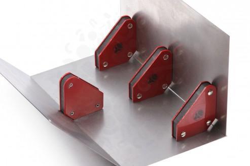 Магниты для сварки: отключаемые, 90 градусов, угловые
