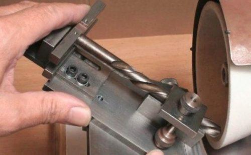 Как заточить сверло: по металлу, победитовое. Фото, видео
