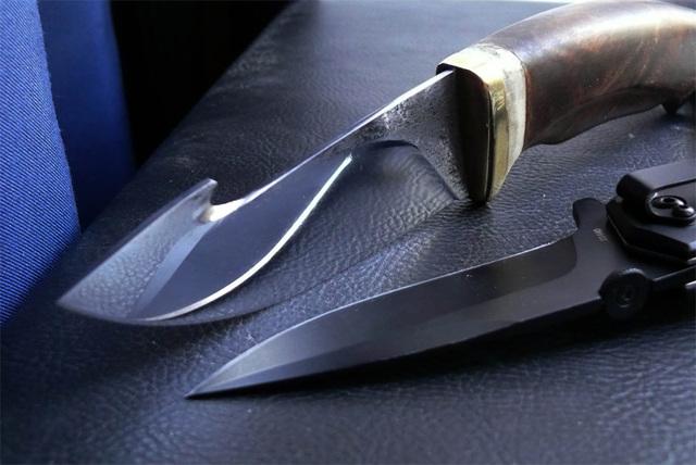 Ножи ручной работы: охотничьи, кухонные, технология изготовления