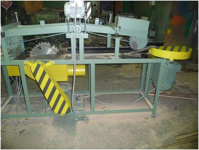 Переработка горбыля: процесс, оборудование, применение горбыля