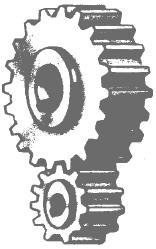 Модуль зубьев зубчатого колеса: расчет, стандартные, определение