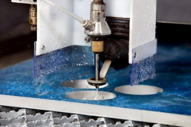 Гидроабразивные станки: принцип работы, видео, фото