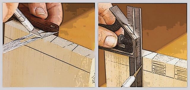 Соединение ласточкин хвост: типы, применение, проектирование