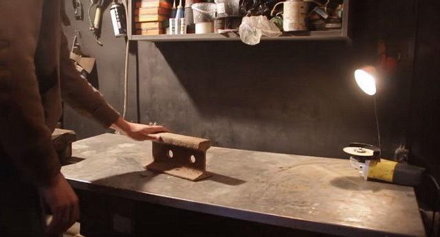 Наковальня из рельсы своими руками:видео, фото