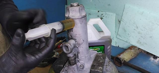 Ремонт гидравлического домкрата: инструкция, инструменты, материалы