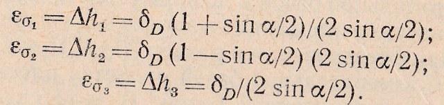Погрешность базирования: понятие, методики, формулы