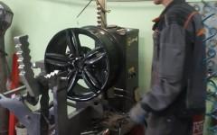 Сварка литых дисков: аргонная сварка, ремонт автомобильных дисков