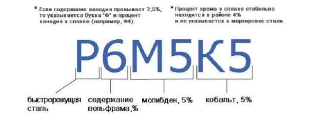 Сталь Р18: характеристики, расшифровка, применение