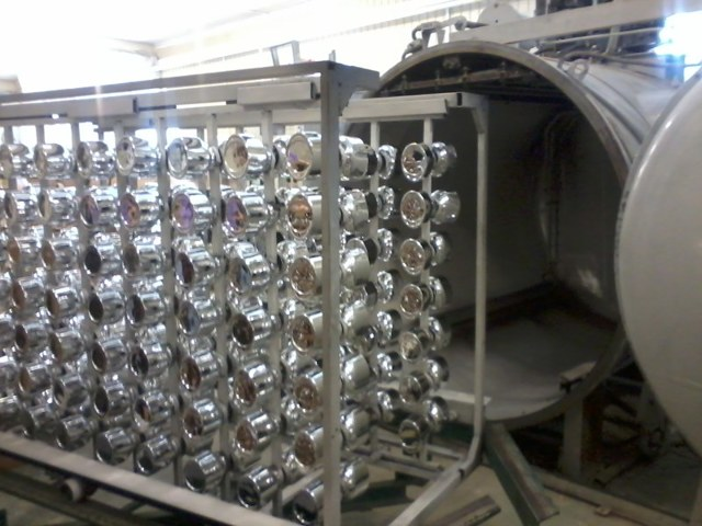 Металлизация поверхности деталей:химическая, вакуумная, электродуговая и другие виды