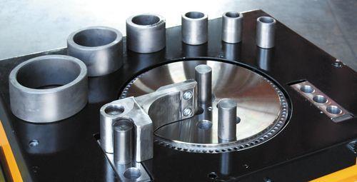 Гибочные станки для листового металла, арматуры, профильных труб