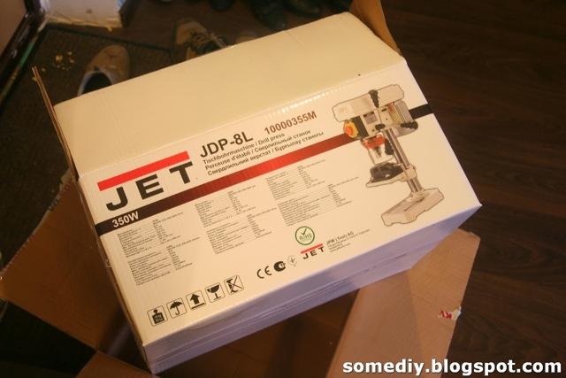 Настольный сверлильный станок jet jdp 8l паспорт