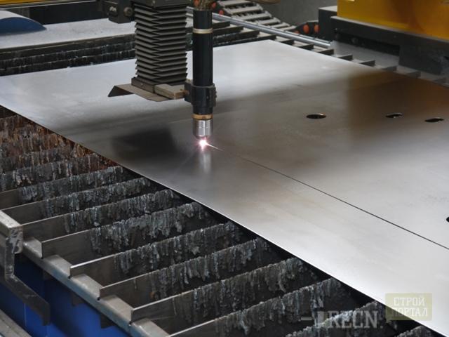 Раскрой металла, лазерный раскрой листового металла