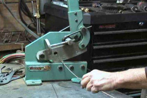 Пресс-ножницы комбинированные, гидравлические, механические: характеристики, видео