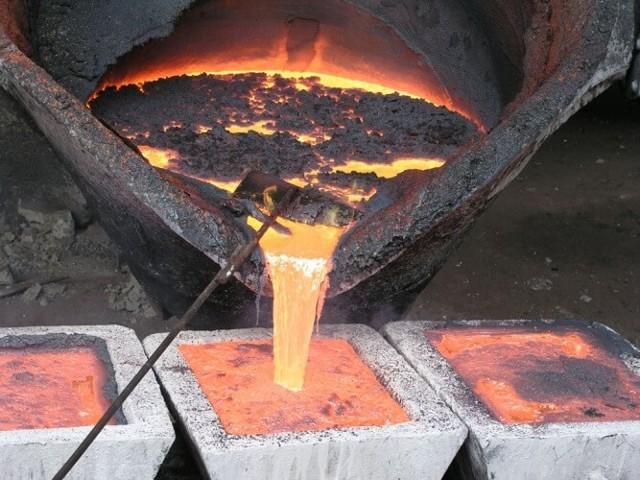 Как расплавить медь в домашних условиях: температура, сосуд